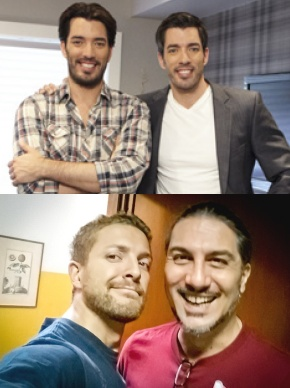 Jonathan e Drew - Maurizio e Francesco